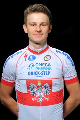 Michal Golas - Poland - Omega Pharma-Quick Step